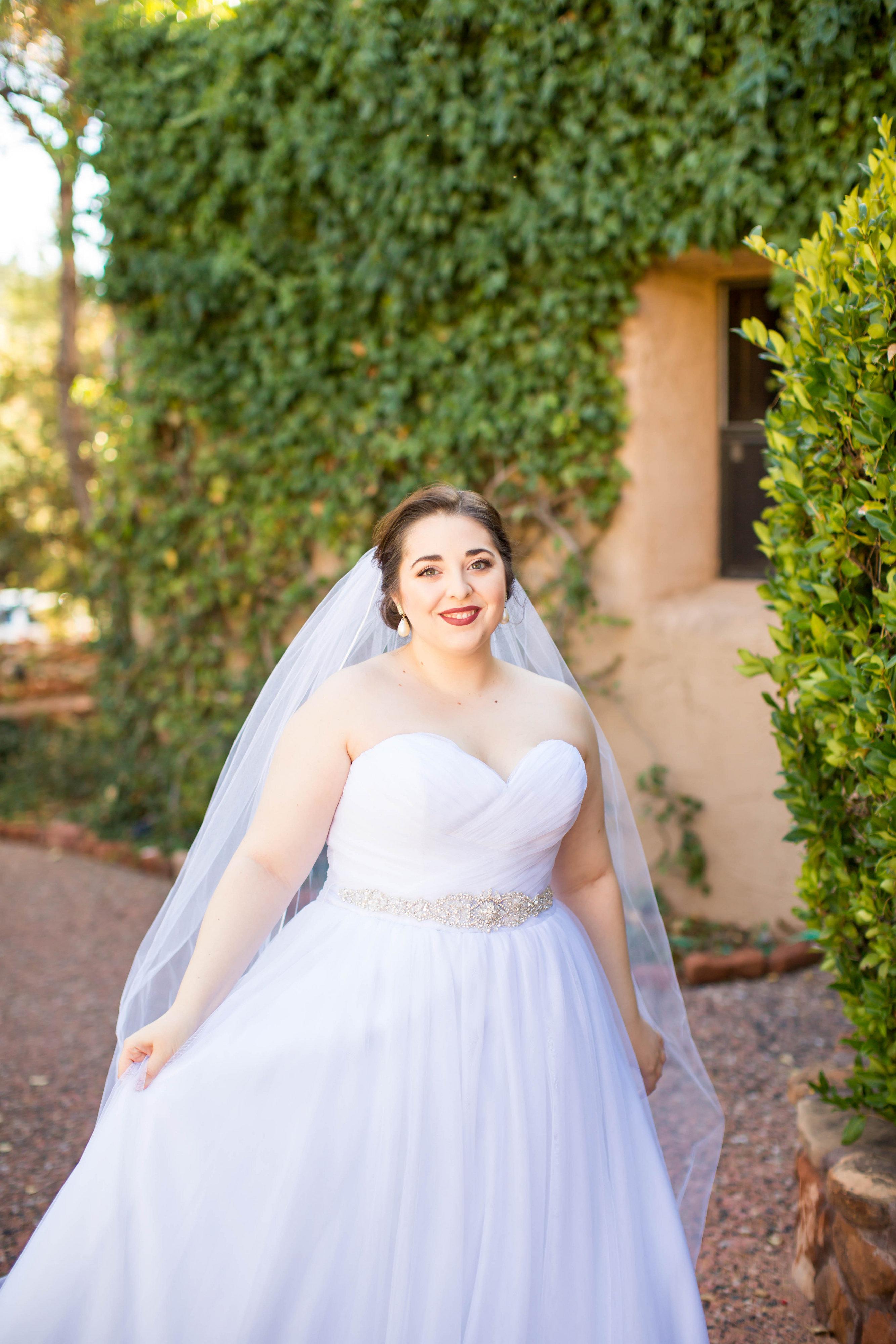My Wedding Makeup The Cozie