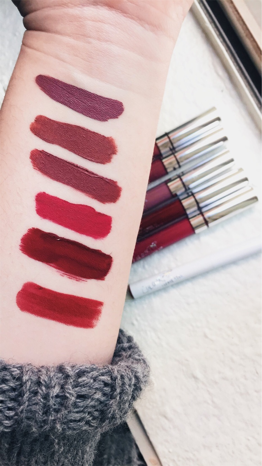 ColourPop Review Liquid Lipsticks The Cozie