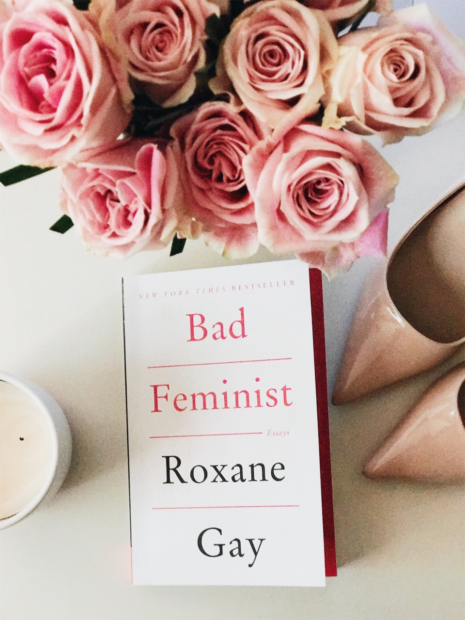Book Review Bad Feminist The Cozie