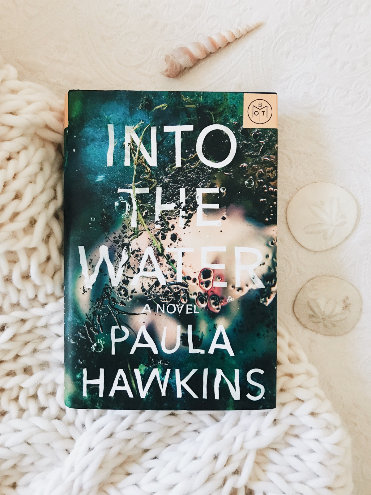"""Book Review: """"Into the Water"""" by Paula Hawkins The Cozie"""