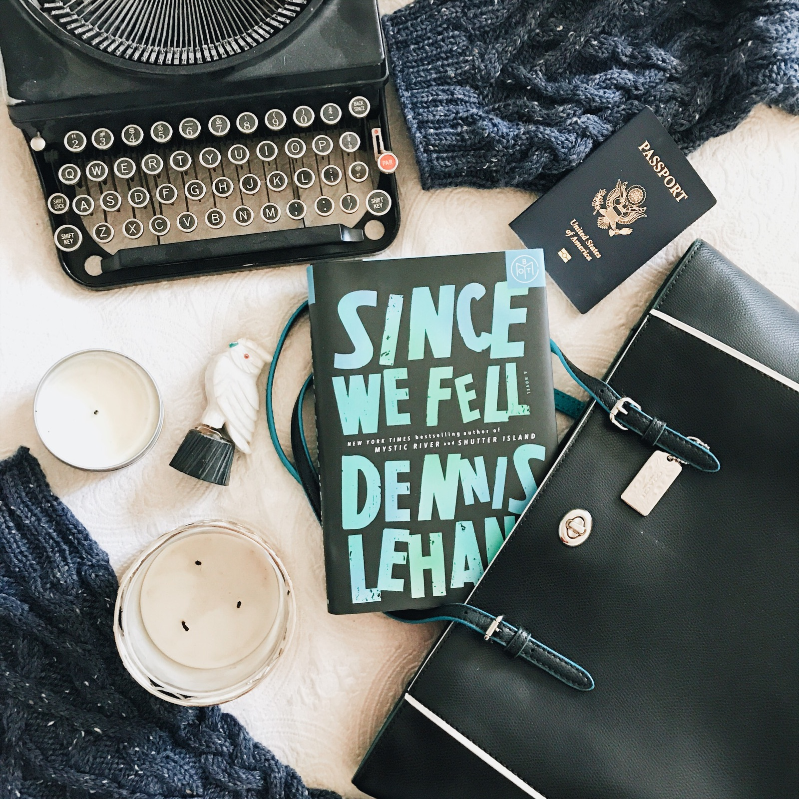 """Book Review: """"Since We Fell"""" by Dennis Lehane The Cozie"""
